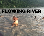 Life is like the flowing River